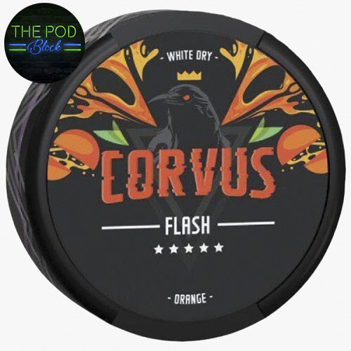 CORVUS FLASH | NICOPODS (THE POD BLOCK)