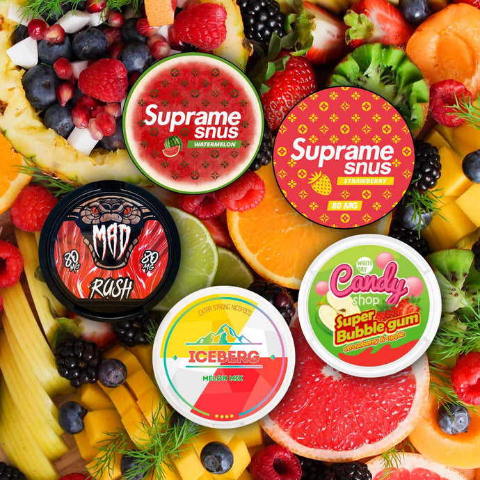 supreme mad candy shop snus nicopods the pod block