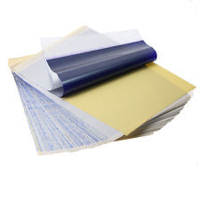 Transfer Paper Guidelines