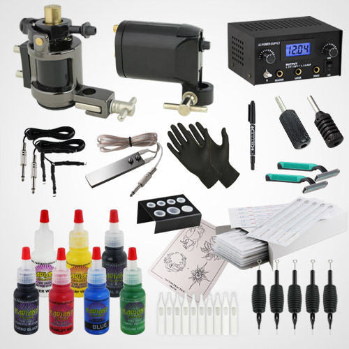 Tattoo Equipment and Supplies List – Dragon Tattoo Supply