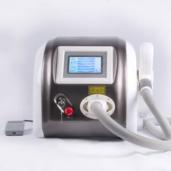 Laser Removal: Q Switch ND Yag Machine to Vanish Unwanted Pigment