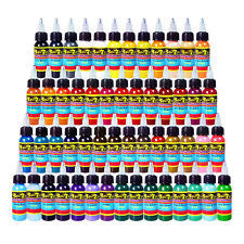 INK: Pigments 54 Color VARIETY for Tattooing