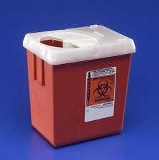 Sharps (1) Container 2 / Quart