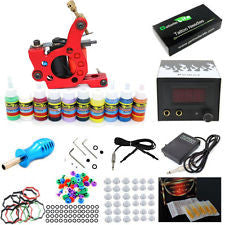 KIT: 1 Pro Machine Starter / 10 Inks / 2 Color Guns...Choose 1