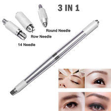 Microblading Manual Tattoo Pen for 3D