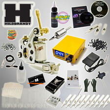 KIT: Hildbrandt 10 Wrap Coil Machine  / 1 Radiant Ink