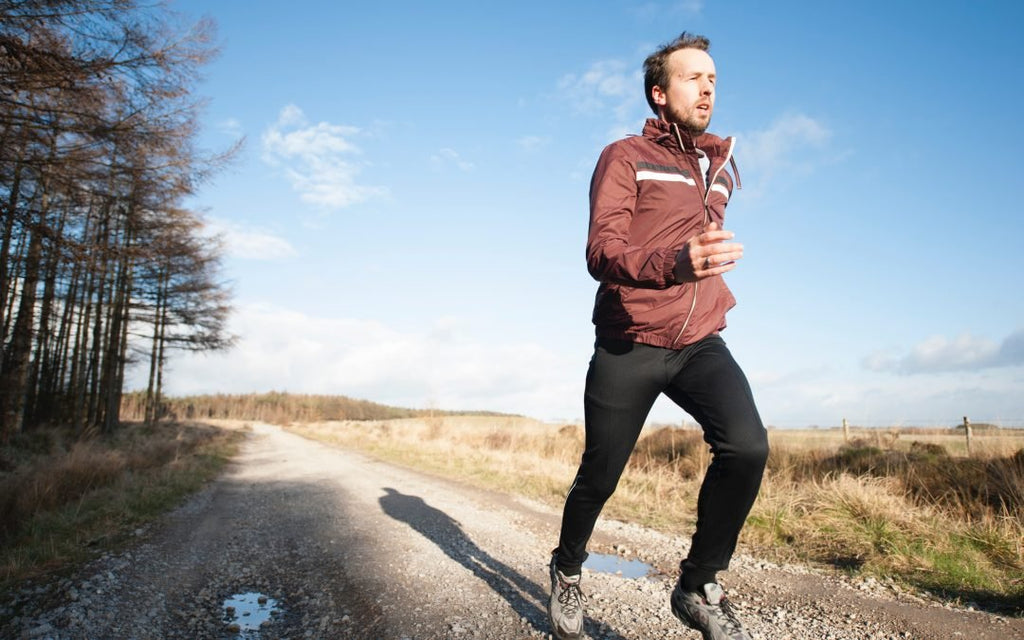 Vaping and Running