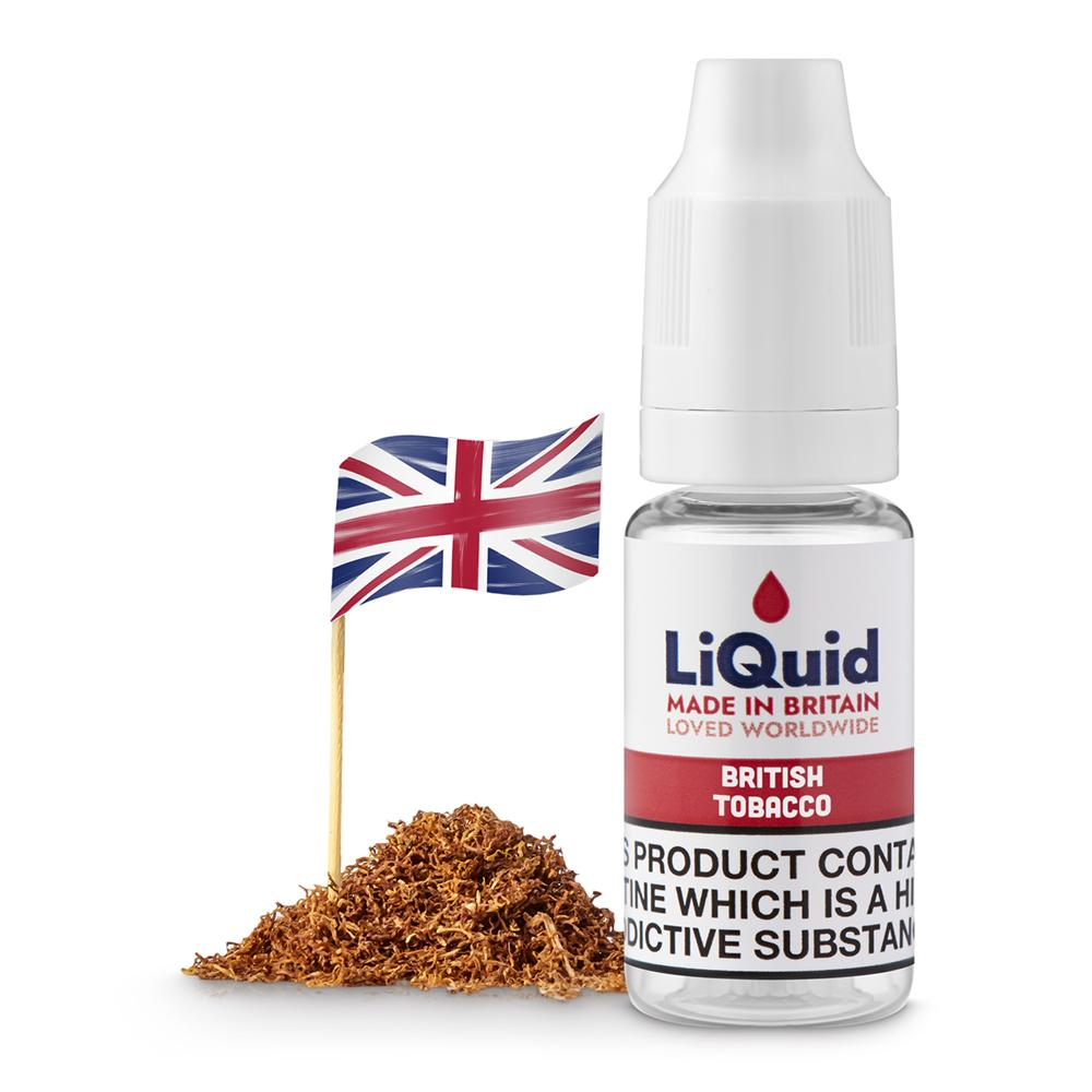 British Tobacco E-Liquid onepoundeliquid