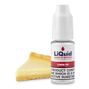 Lemon Pie E-Liquid onepoundeliquid