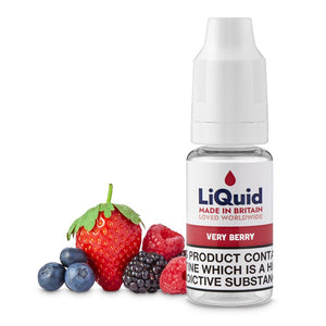 Very Berry E-Liquid onepoundeliquid