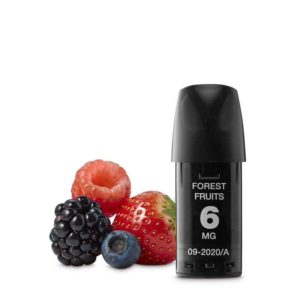 LiQuid Air - Forest Fruits Pod Pod LiQuid