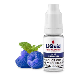 Blue Raspberry HVG E-Liquid onepoundeliquid