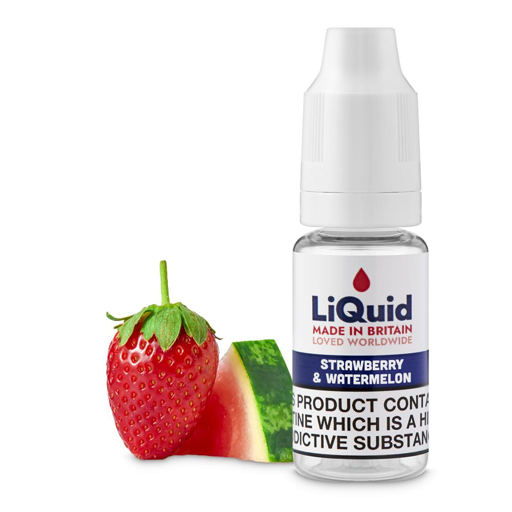 Strawberry & Watermelon HVG E-Liquid onepoundeliquid