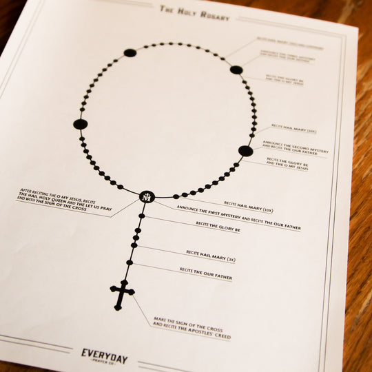 The Easy Guide to the Holy Rosary