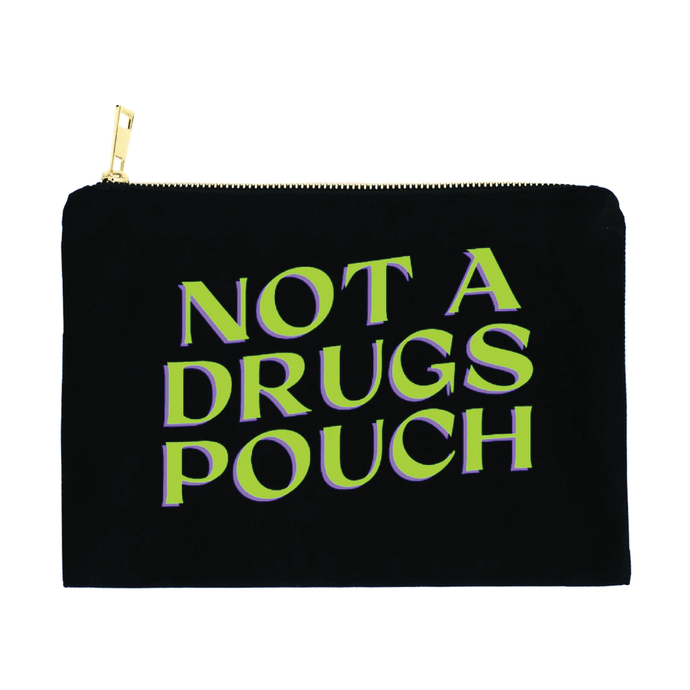 No Drugs Pouch - SUPER SARI-SARI