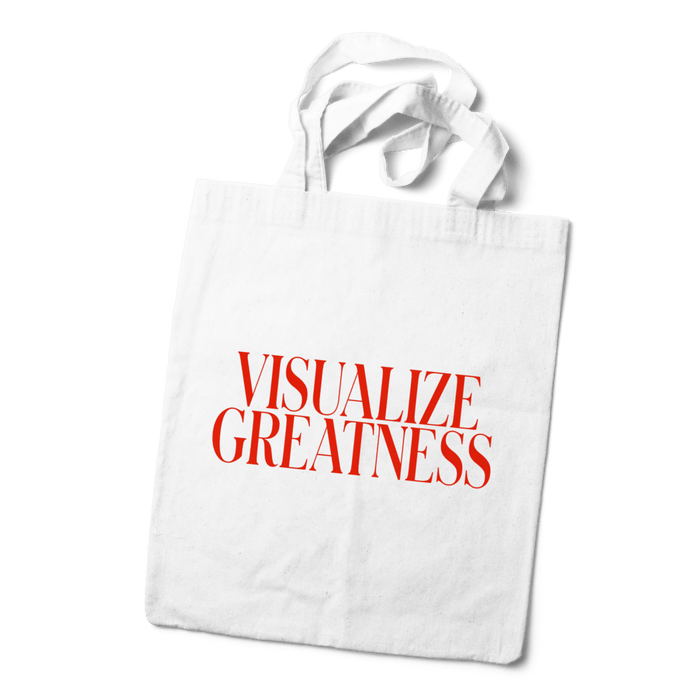 Visualize Greatness Lightweight Tote - SUPER SARI-SARI