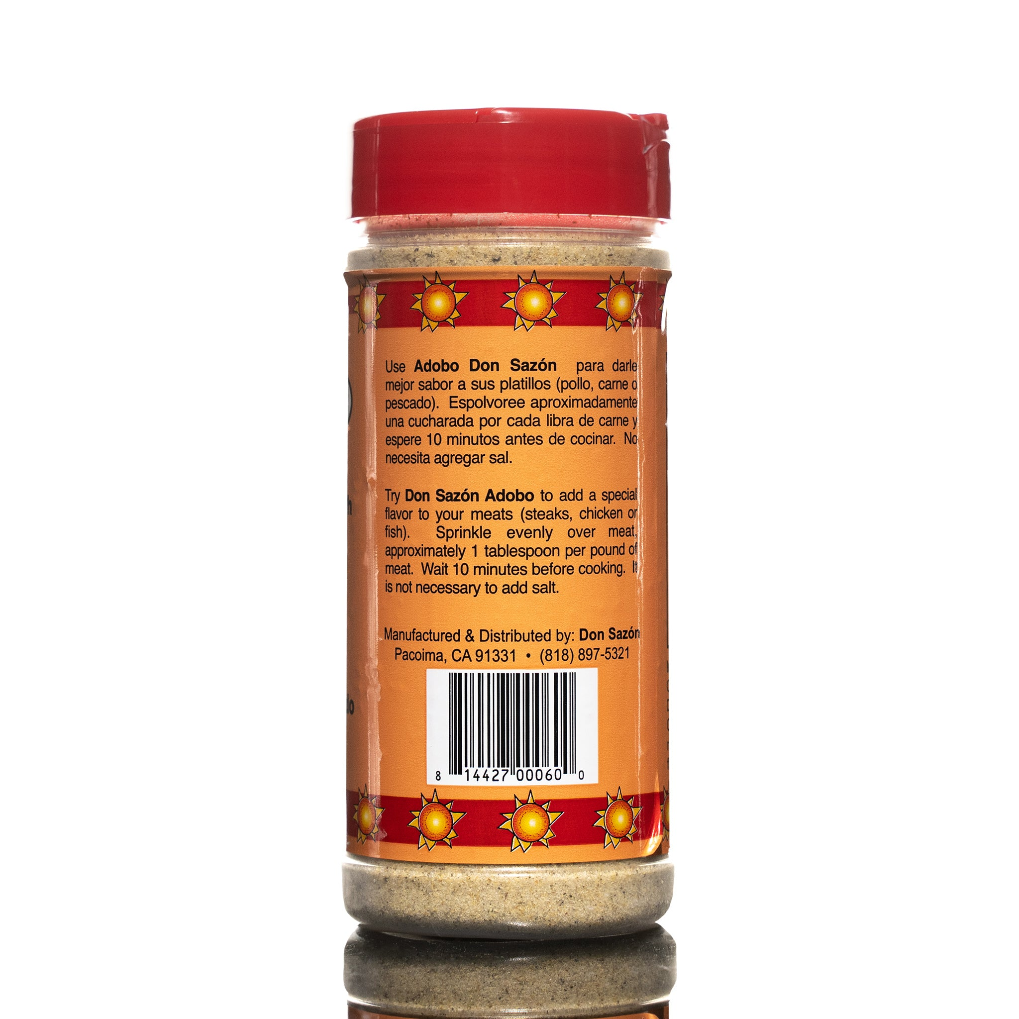 Adobo Seasoning Don Sazon Inc