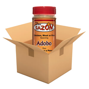 Adobo Seasoning (25lb Box)