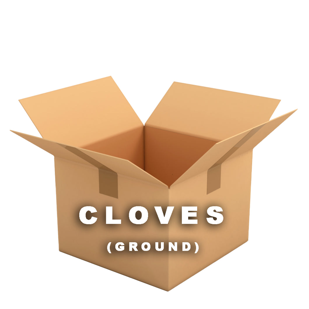 Cloves - Ground (5lb Box)
