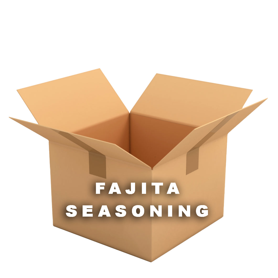 Fajita Seasoning (25lb Box)