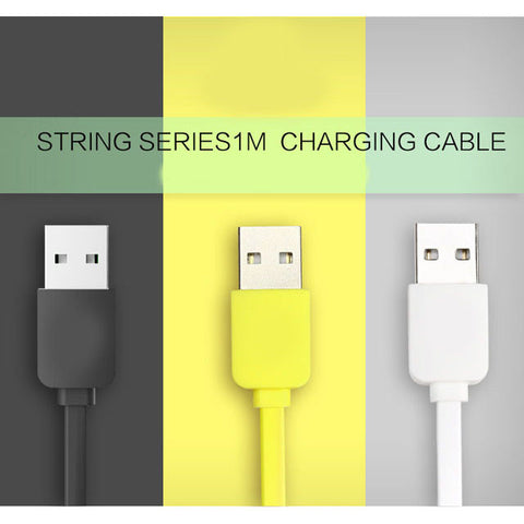 Vovoya String Series 3' Data & Charging Lightning Cable for Apple iPhone, iPad, iPod