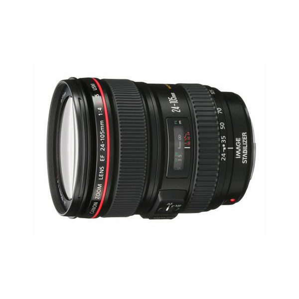 Canon EF 24-105mm f/4 L IS USM Lens for Canon SLR Camera