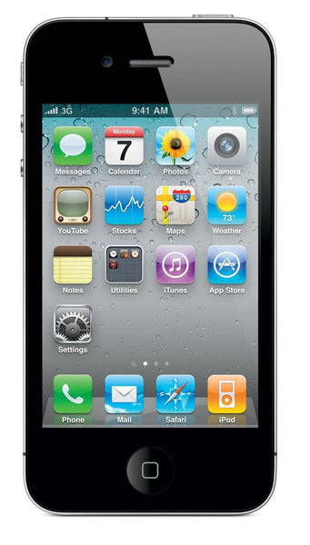 Apple iPhone 4S Unlocked Smartphone, 8GB, 16GB, 32GB, Black, White - Grade A