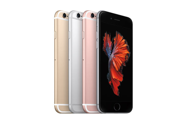 Apple iPhone 6S GSM Unlocked Cellphone - 16GB - Black Space Gray, Silver White, Rose Gold, Gold