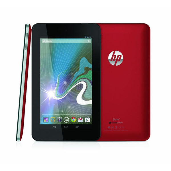 HP Slate 7 2801 7-Inch Android 4.1 Jelly Bean Tablet with Beats Audio