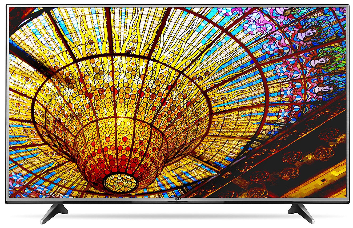 "LG ELECTRONICS 65UH6150 65"" UHD 4K Smart IPS LED TV"