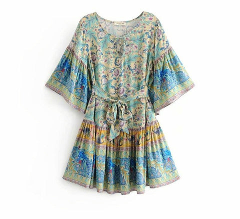 Robe Hippie Patchouli
