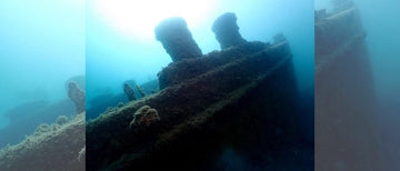 The X127 Lighter WW2 Wreck
