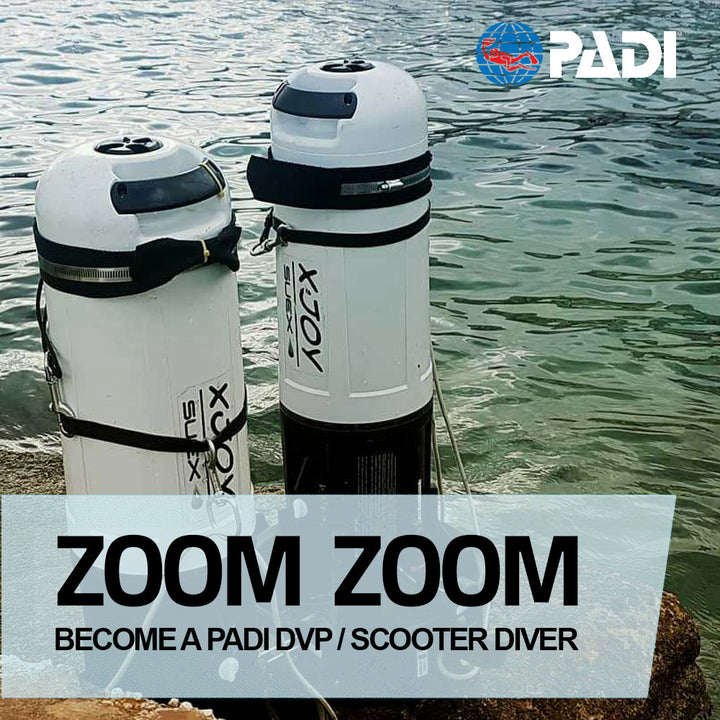 PADI Diver Propulsion Vehicle