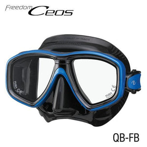 TUSA CEOS Freedom Mask Black/ Blue