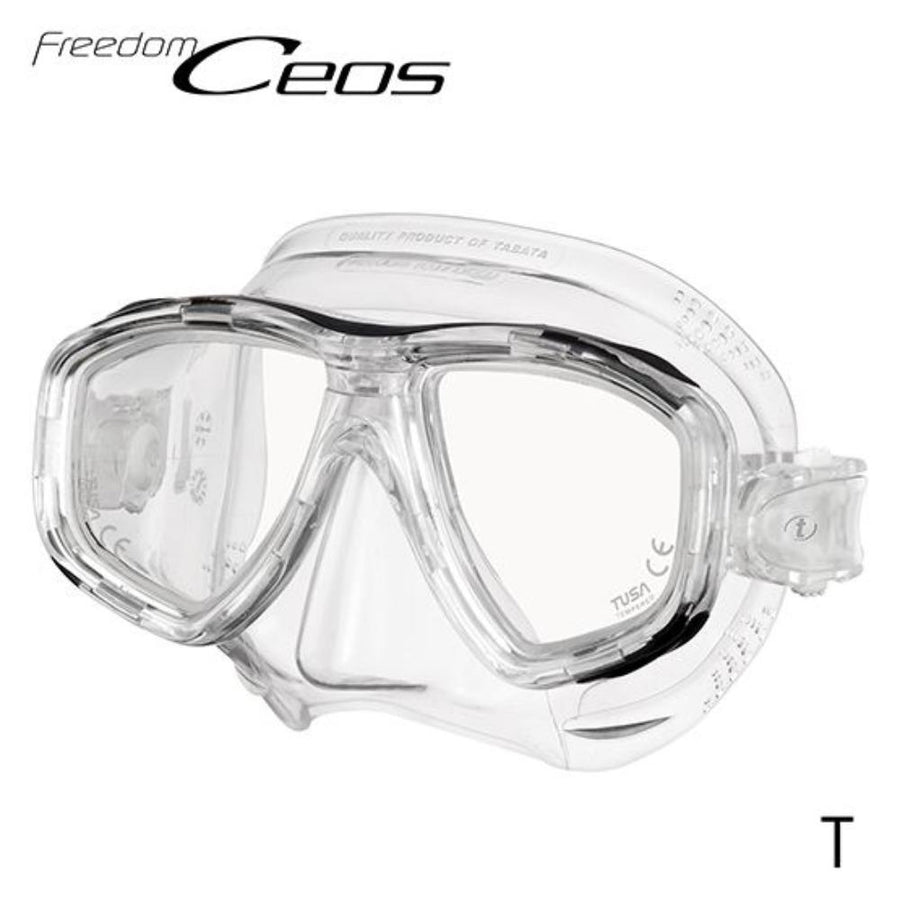 TUSA CEOS Freedom Mask Grey