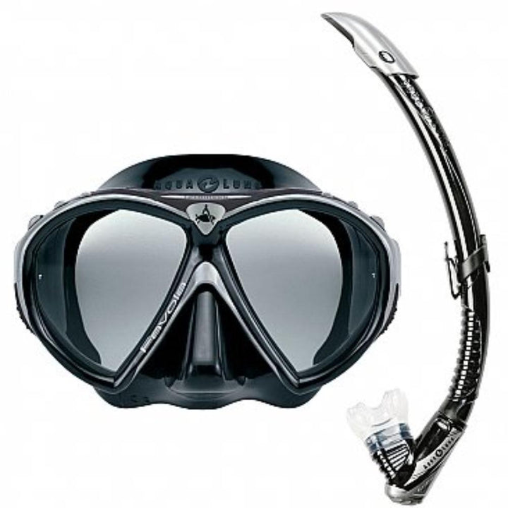 Aqualung Favola Mask Set Black