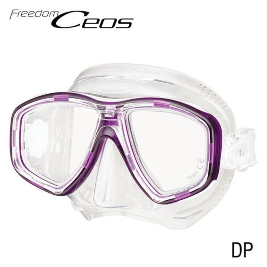 TUSA CEOS Freedom Mask Purple