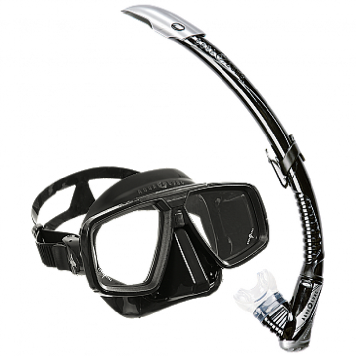 Aqualung LOOK Mask Set Black