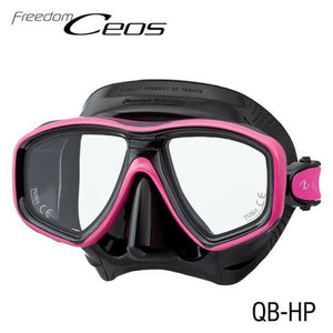 TUSA CEOS Freedom Mask Black/ Pink