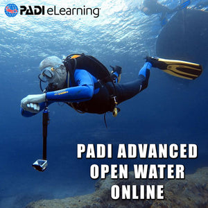 PADI Advanced Open Water Theory Online