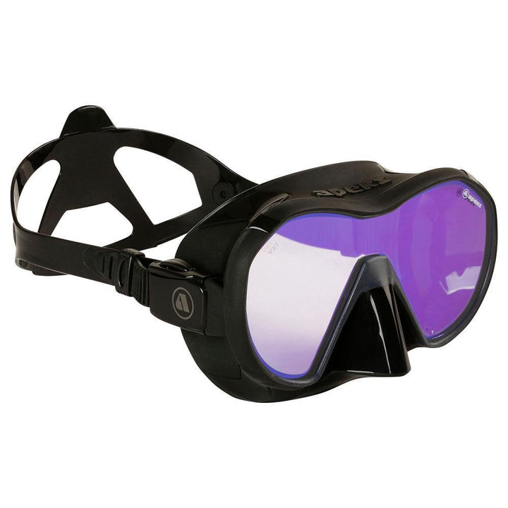 Apeks VX1 Mask - Black Tinted Side