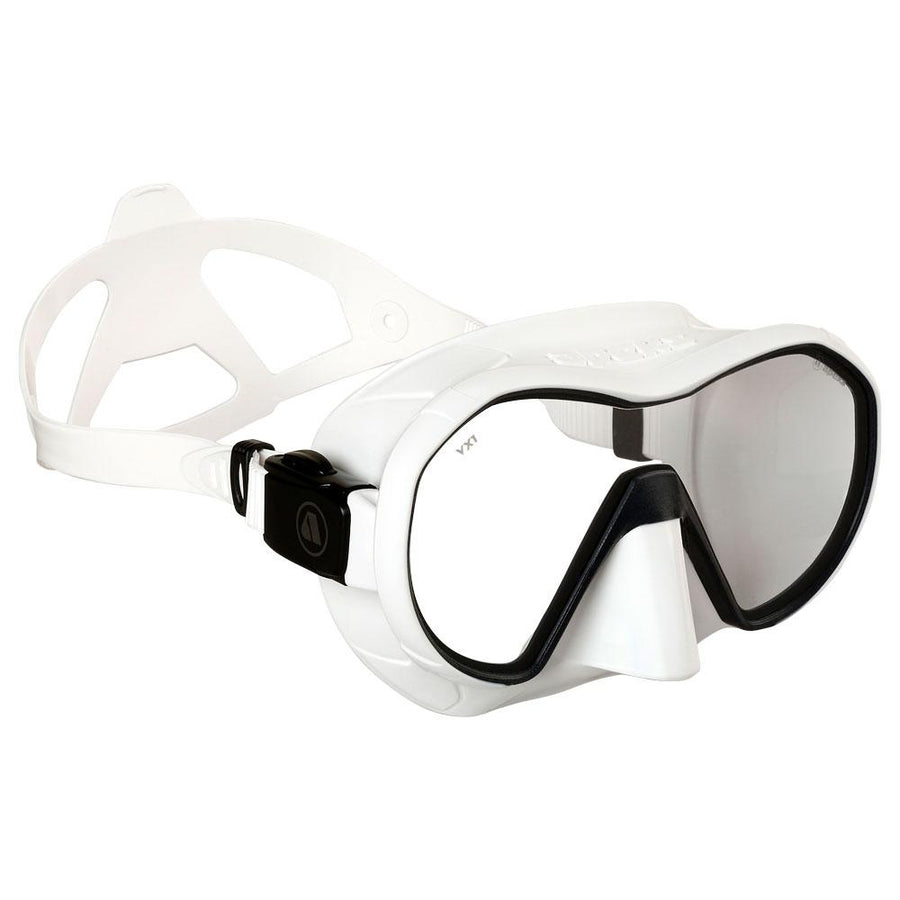Apeks VX1 Mask - White Side