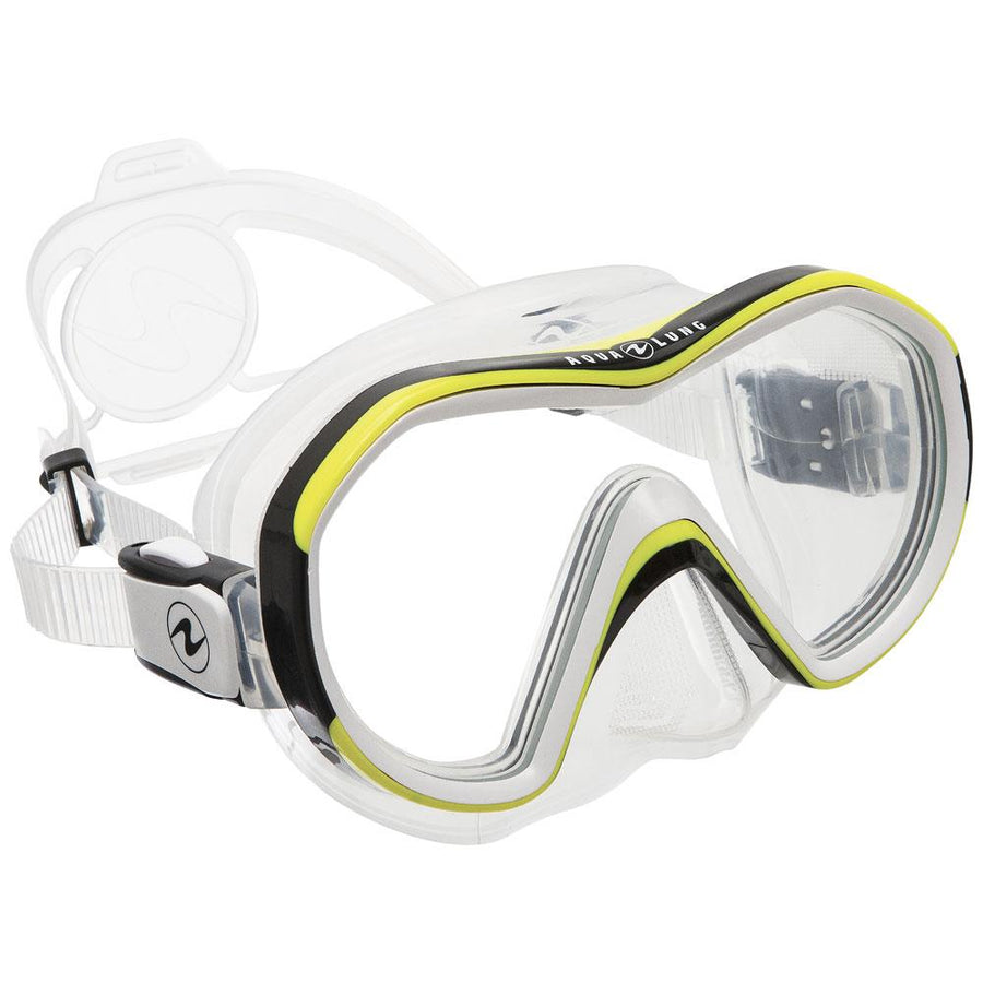 Aqua Lung Reveal X1 Mask Yellow
