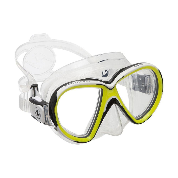 Aqua Lung Reveal X2 Mask Yellow