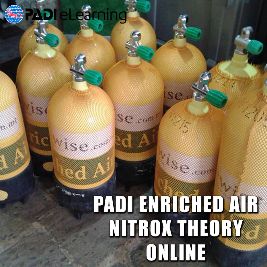 PADI Enriched Air Nitrox Online Course