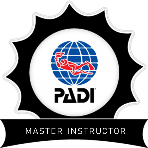 PADI Master Instructor (Application)