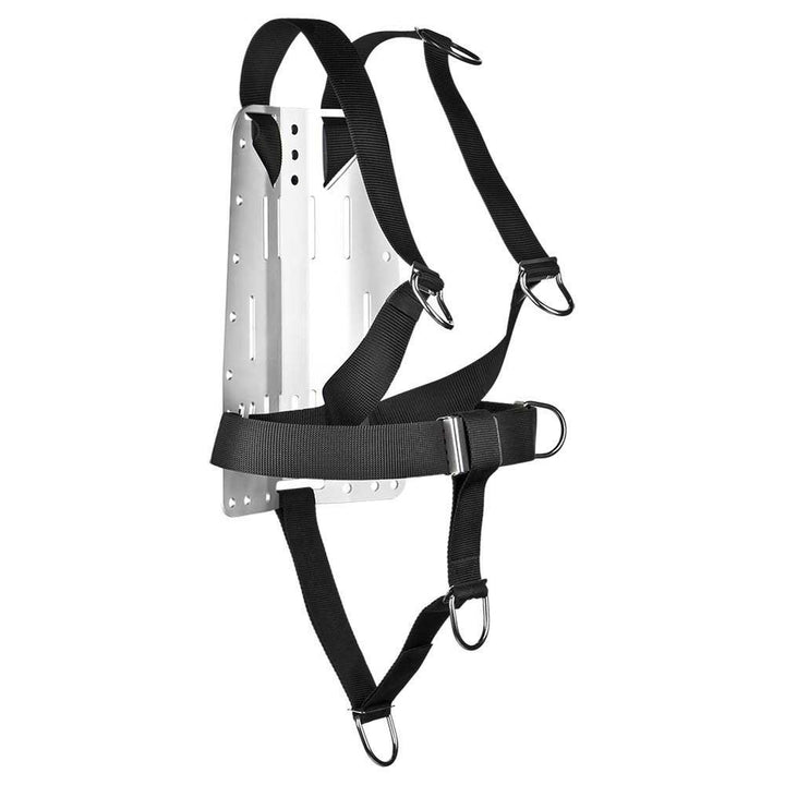 XDEEP Harness with Aluminium Backplate