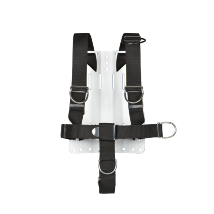 XDEEP Harness with Stainless Backplate