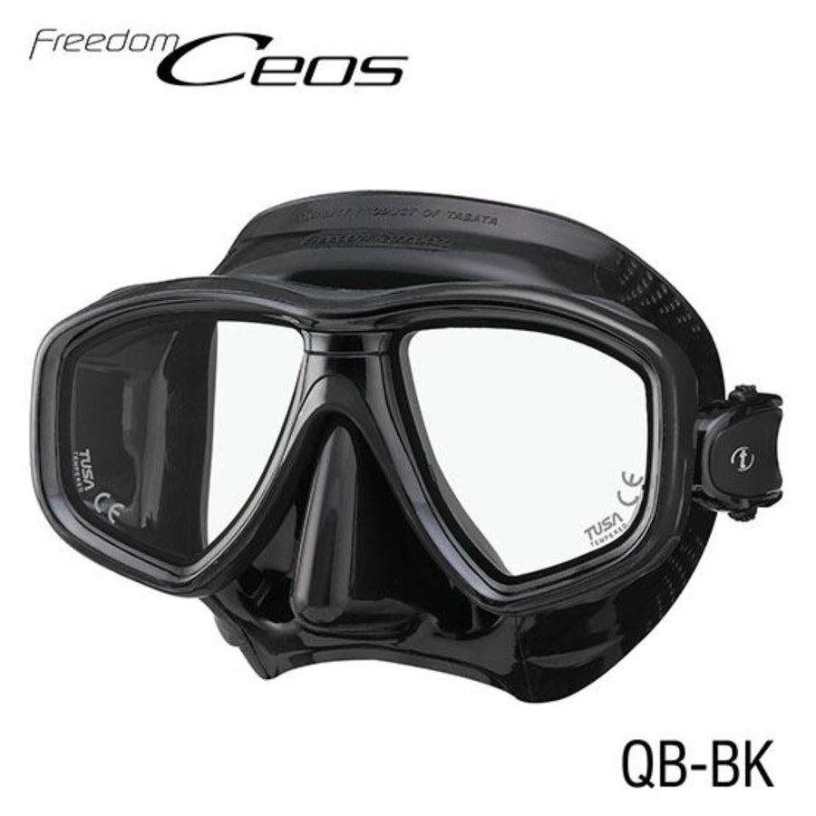 TUSA CEOS Freedom Mask Black