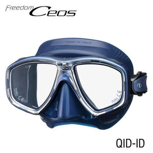 TUSA CEOS Freedom Mask Blue/ Blue